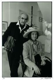 Jean Tinguely e Niki de Saint Phalle