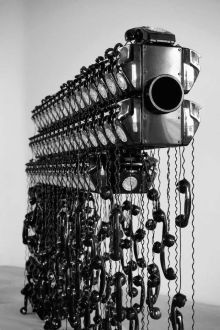 Joana Vasconcelos - Call Center, 2014-2016