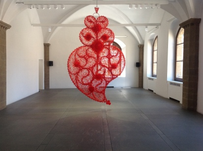 Joana Vasconcelos, Gucci Museo, Firenze (foto Valentina Grandini)