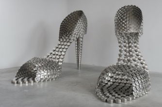 Joana Vasconcelos - Marilyn, 2009