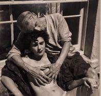 Leonora Carrington e Max Ernst by Lee Miller