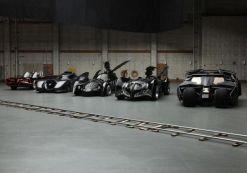 L'evoluzione della Batmobile