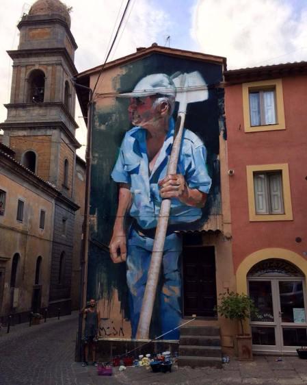 Manolo Mesa @Acquapendente, Italy