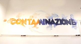 Manu Invisible - Contaminazione - Università di Cagliari - C Lab 2017