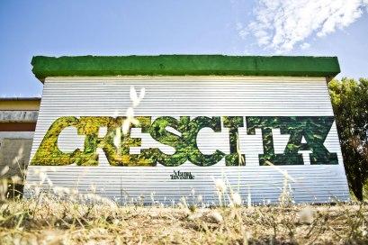 Manu Invisible - Crescita Tutti a Iscol @ Villacidro 2017