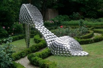 Marilyn. Pavillon de Thé, 2012 by Joana Vasconcelos