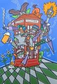 Massimo MAP Piga - 1 Red Telephone Box