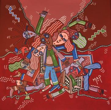 Massimo MAP Piga - La ballata degli impiccati