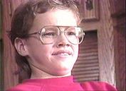 Matt Damon at age 12