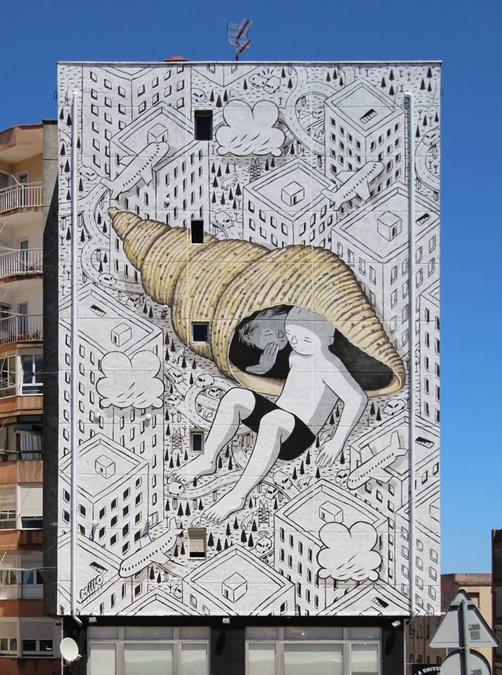 Millo @Santander, Spain