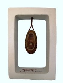 Nino Etzi - Installazioni - 2010 Frontespizio litico de Le Favole di Esopo