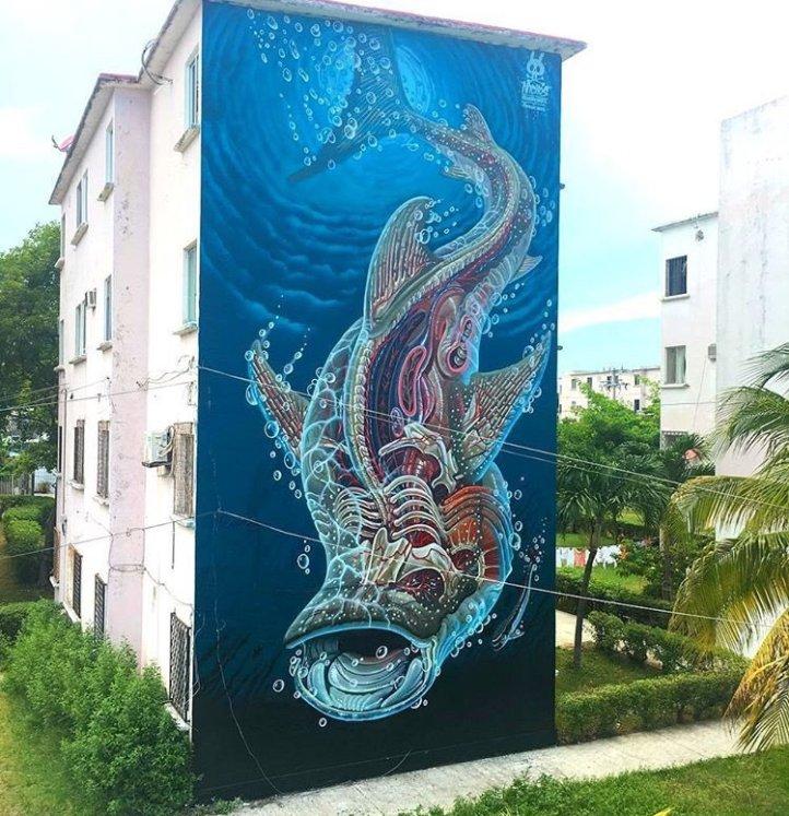 Nychos @Cancun, Mexico