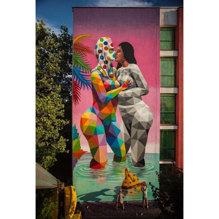 Okudart @Munich, Germany