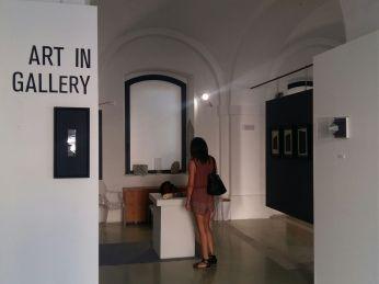 Paratissima 2017 - Art in gallery