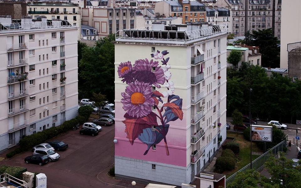 Pastel @Paris, France