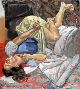 Paula Rego - Swallows the Poisoned Apple
