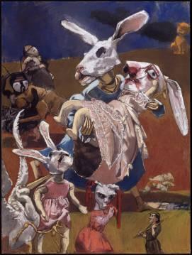War 2003 by Paula Rego born 1935