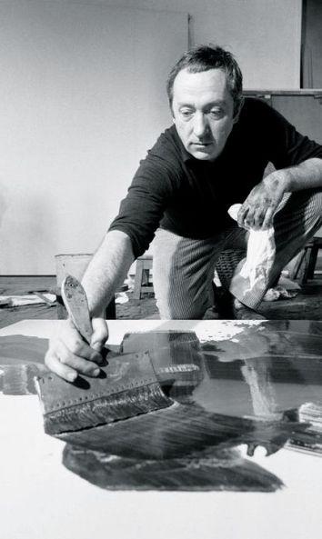 Pierre Soulages, 1967