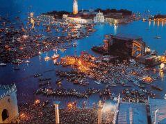 Pink Floyd, Venezia, 1989