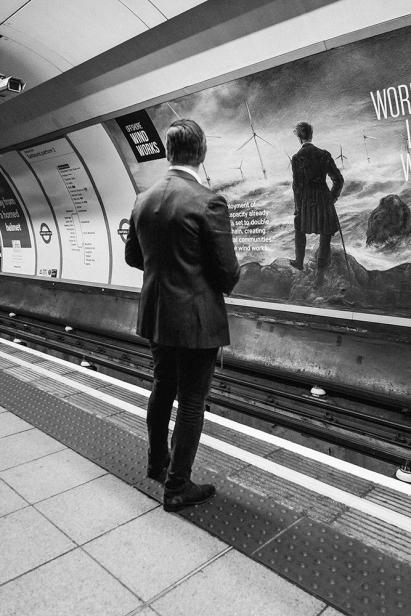 Roberto Pireddu - Londra, 2015