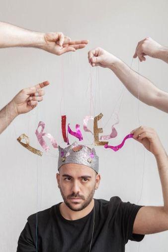Ruben Montini - I'm a Princess, 2016, ph. Ilan Zarantonello, OKNOstudio. Courtesy of Prometeogallery di Ida Pisani, Milano
