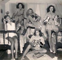 Sorority Sisters (Tri-Deltas), University of Texas, 1944