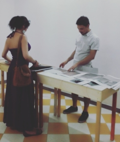Stampe di Giovanna Silva - Funivie Veloci 2017