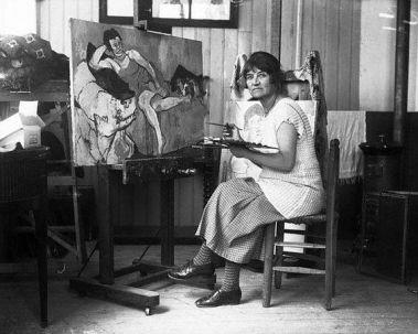 Suzanne Valadon 1926