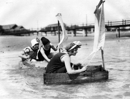 Venice Beach, California, 1920