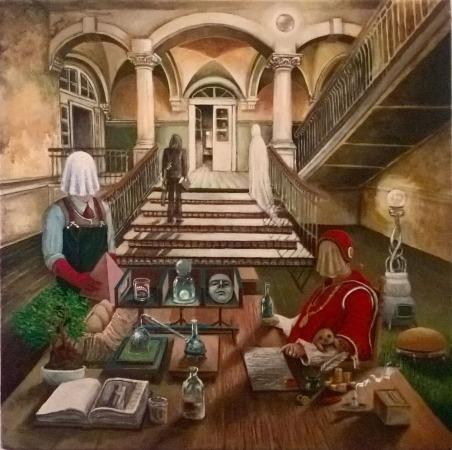 Vincenzo Pattusi - L'uomo del fiume