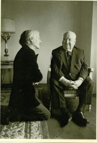 Warhol e Hitchcock