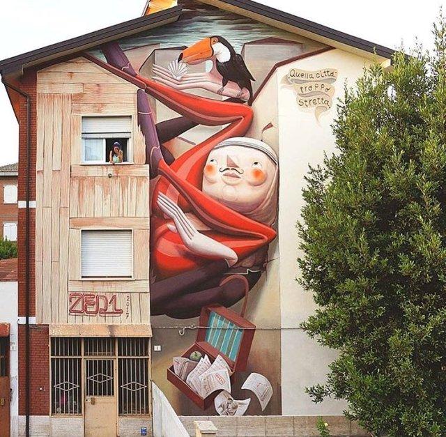 Zed1 @Carpi, Italy