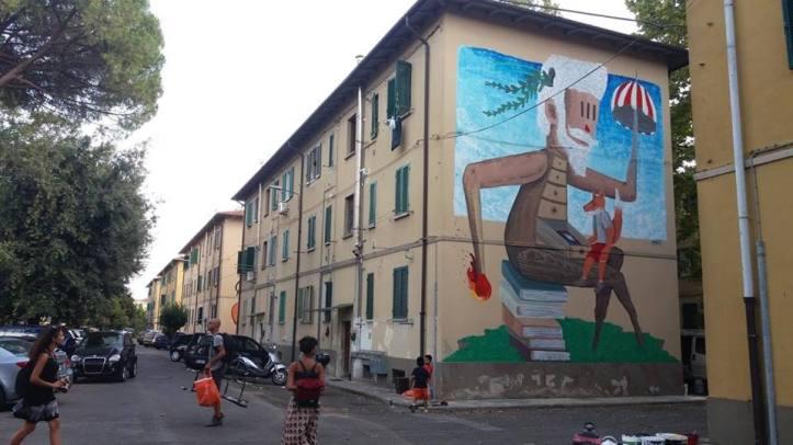 Bibbito @Pisa, Italy