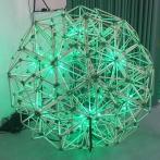 Biennale Arte 2017 - Padiglione Centrale (Giardini): Green Light Workshop by Olafur Eliasson (Danimarca)