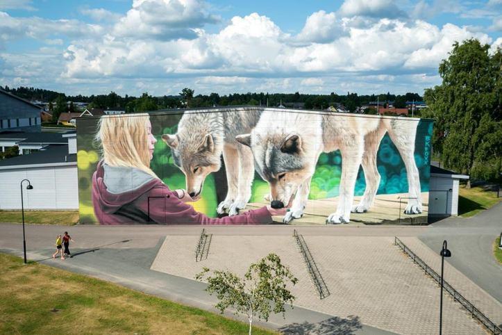 Bkfoxx @Forshaga, Sweden