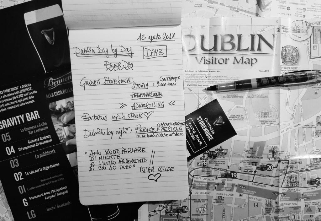 Dublin day-by-day - Guiness Storehouse (Day 3)