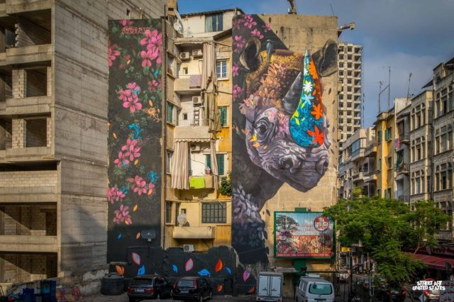 Ernesto Maranje @Beirut, Lebanon