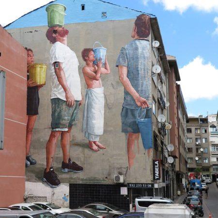 Fintan Magee @Istanbul, Turkey