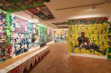 Francisco Vidal. Workshop Maianga Mutamba, Tiwani Contemporary, 2015