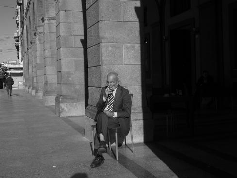 Roberto Boassa - Fumatore