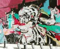 Dublino - murale
