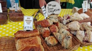 Dublino - food market