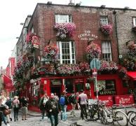 Dublino - Temple bar pub
