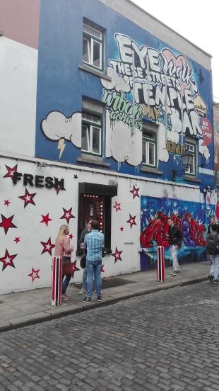 Dublino - on the road