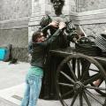 Dublino – Statua di Molly Malone