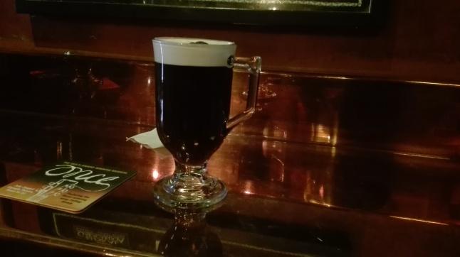 Dublino - Irish Coffee