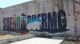Lisbona - Itinerario street art- Okudart, 2014