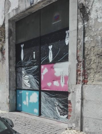 Lisbona - Itinerario street