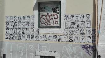 Lisbona - Installazioni murali - #ThisManThisWoman