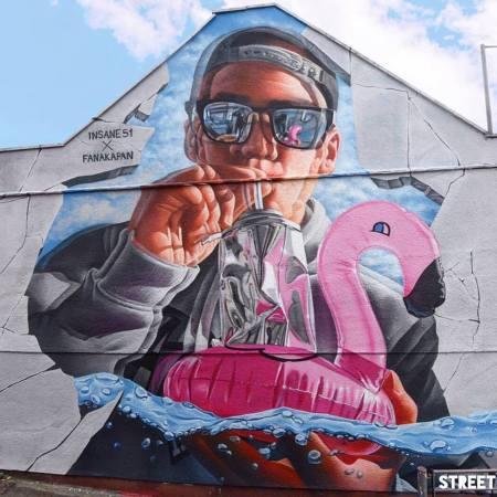 Insane 51 & Fanakapan @Bristol, UK